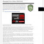 Forex Peace Army | Cash Out Goal Money Management Principle in Buffalo News (Buffalo, NY)