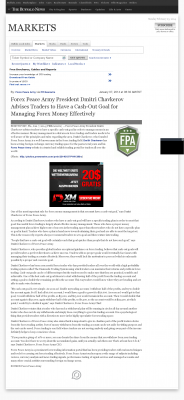 Money Management with Goal  Buffalo News (Buffalo, NY) by Forex Peace Army