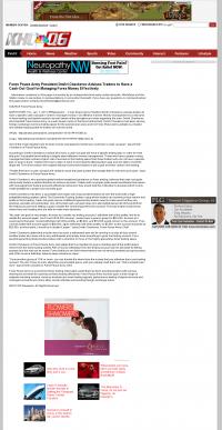 Money Management with Goal  KHQ-TV NBC-6 (Spokane, WA) by Forex Peace Army