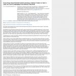 Forex Peace Army | Cash Out Goal Money Management Principle in KIII-TV ABC-3 (Corpus Christi, TX)