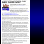 Forex Peace Army | Cash Out Goal Money Management Principle in KPLC NBC-7 (Lake Charles-Lafayette, LA)