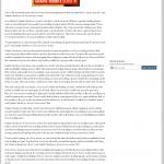 Forex Peace Army | Cash Out Goal Money Management Principle in Long Beach Press-Telegram (Long Beach, CA)
