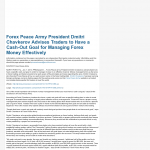 Money Management with Goal NebraskaTV (Kearney, NE)by Forex Peace Army