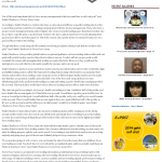 Forex Peace Army | Cash Out Goal Money Management Principle in News & Observer (Raleigh, NC)