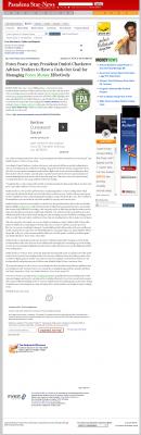 Money Management with Goal  Pasadena Star-News (Pasadena, CA) by Forex Peace Army