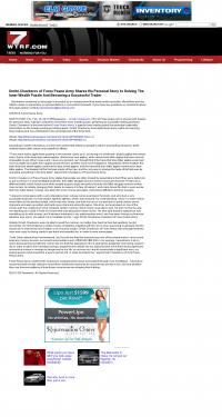 Dmitri Chavkerov Suggests to Analyze Childhood Memories    WTRF-TV CBS-7 (Wheeling, WV)