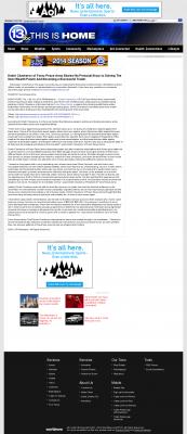 Dmitri Chavkerov Suggests to Analyze Childhood Memories    WTVG-TV ABC-13 (Toledo, OH)