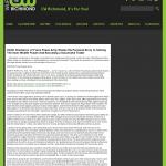Dmitri Chavkerov Belives that Wealth or Struggle Around Money is Hidden Within – WUPV-TV CW-65 (Ashland, VA)